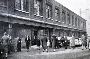 Photo of Malet Place, 1936
