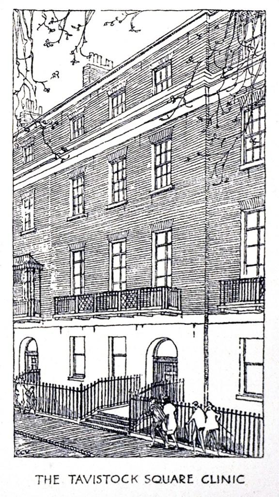51 Tavistock Square illustration