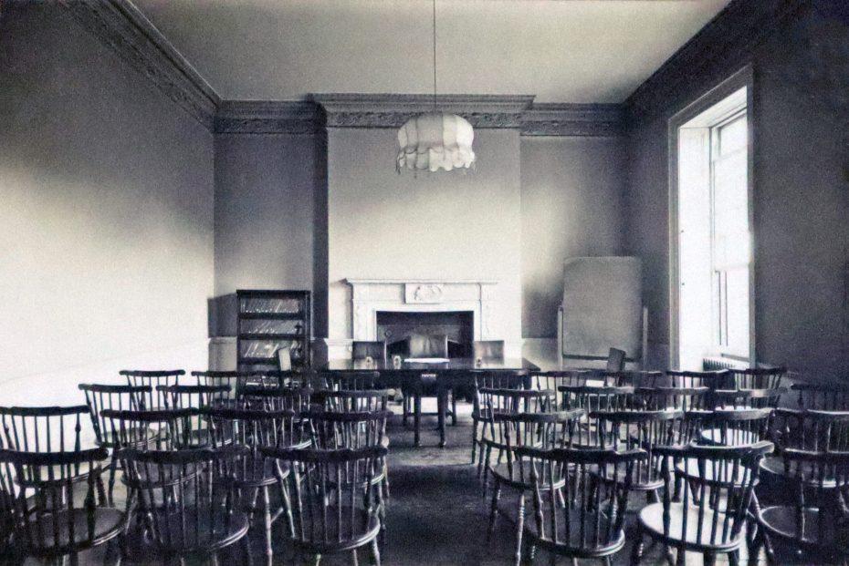 Tavistock Clinic Lecture Theatre 1920