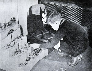 The play room, 1936