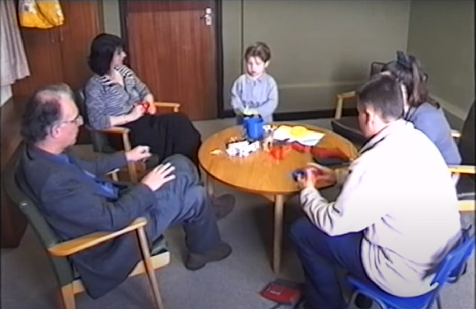The Talking Cure - BBC TV 1999