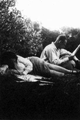 Michael and Alice Balint in the mid 1930s