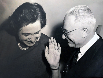 Michael and Enid Balint