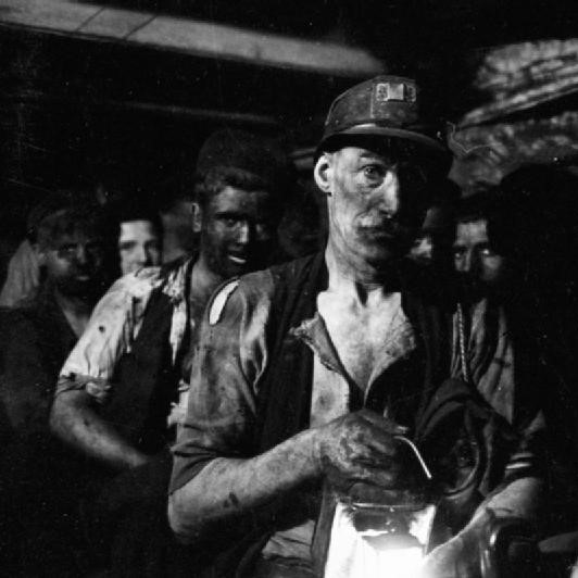 Yorkshire mine workers