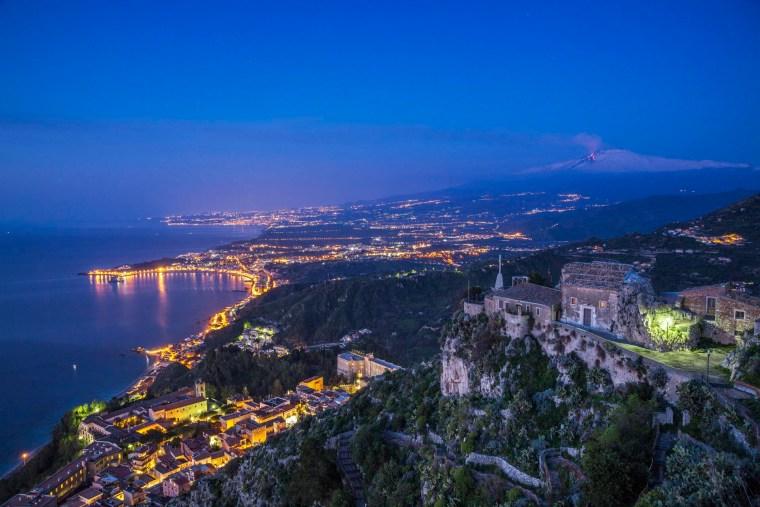 Taormina, costa Ionica