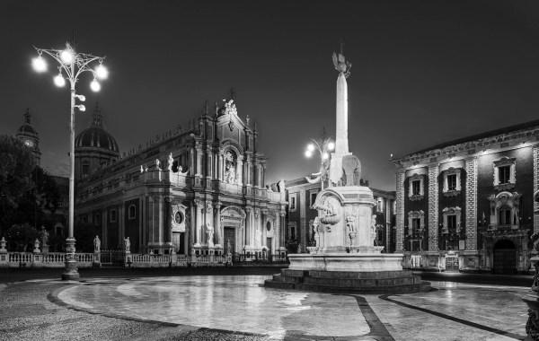 Catania, la Cattedrale dedicata a Sant'Agata
