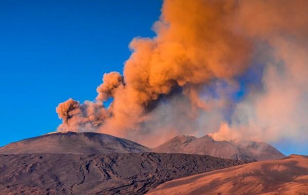 Etna, il respiro della terra