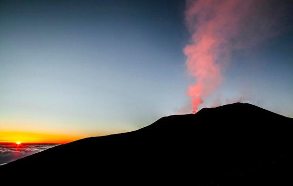 Etna fumo