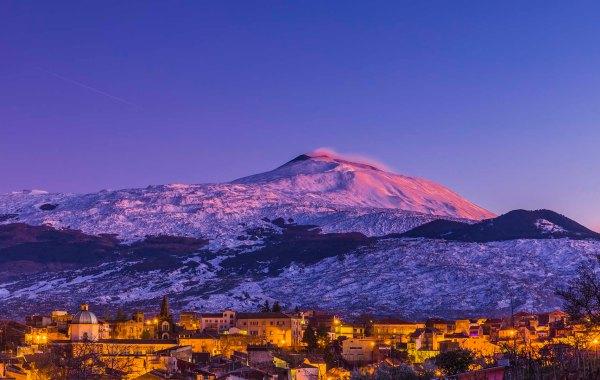 Randazzo, borgo medievale dell'Etna