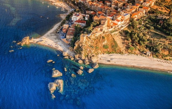 castel di tusa spiaggia delle Lampare e spiaggia Marina