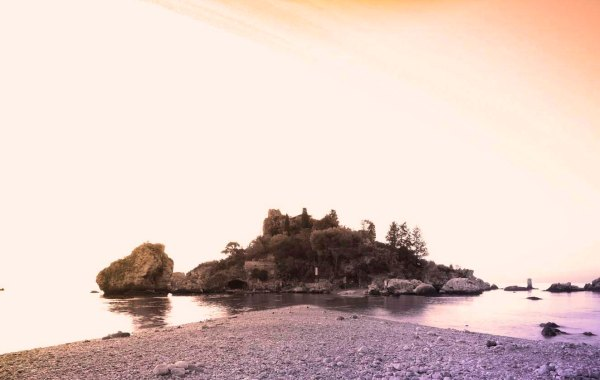 Taormina, isola Bella patrimonio Unesco