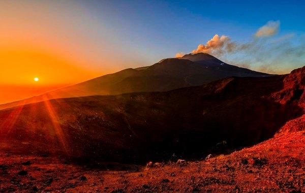 Etna, cratere di Pian del Lago