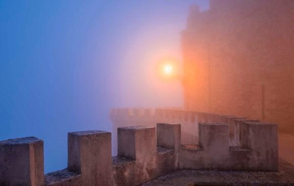 I merletti del Castello di Venere
