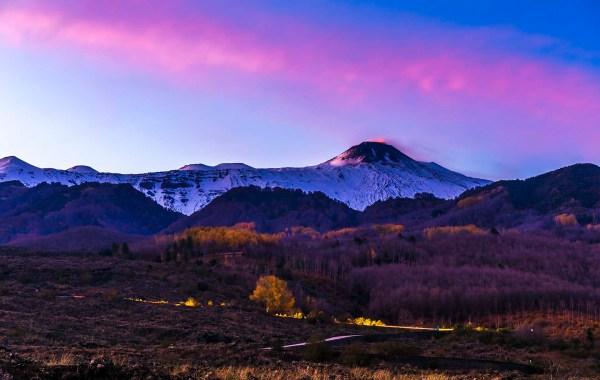Etna, Piano del Vescovo