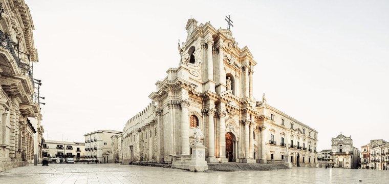 Chiesa Cattedrale Natività di Maria Santissima, Ortigia, Siracusa