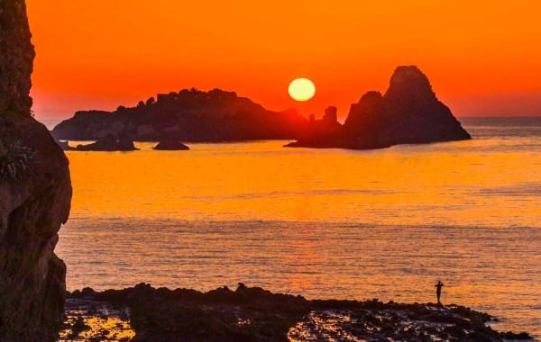 Riviera dei Ciclopi, la costa vulcanica