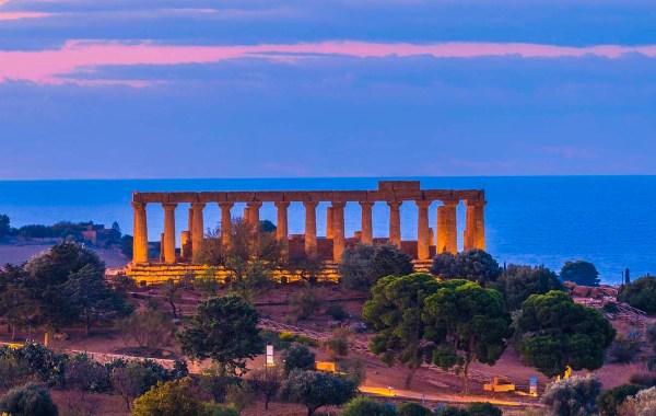 Agrigento, Tempio di Giunone
