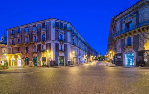 I 4 canti di Catania