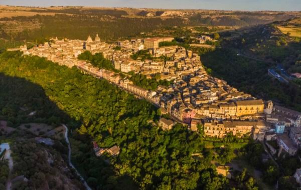La cittadina Barocca di Ragusa Ibla