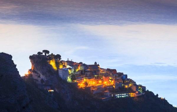 Il borgo di Castelmola