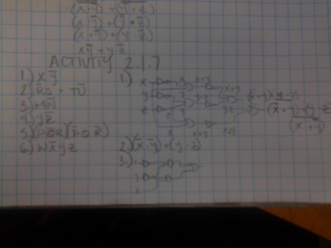 Activity 2 1 4 Circuit Simplification Boolean Algebra