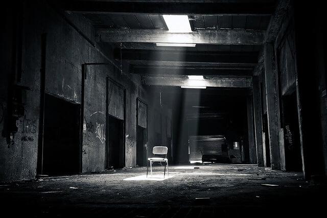 失われた場所