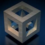 3次元の立方体