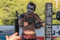 F1rst Wrestling Arik Cannon vs Danhaussen vs Ethan Page 081521 8238