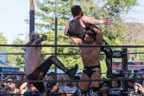 F1rst Wrestling Arik Cannon vs Danhaussen vs Ethan Page 081521 8271
