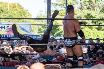 F1rst Wrestling Arik Cannon vs Danhaussen vs Ethan Page 081521 8275