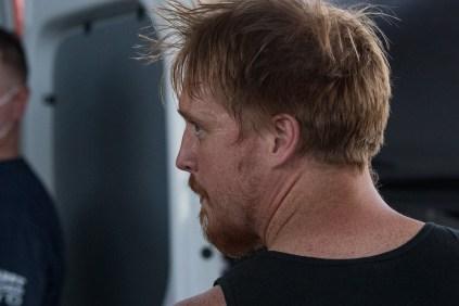 F1rst Wrestling Darin Corbin vs Effy 081521 8350