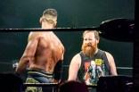 First Wrestling Wrestlepalooza Arik Cannon vs Ariya Daivari 01330