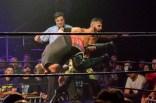 First Wrestling Wrestlepalooza Arik Cannon vs Ariya Daivari 01333