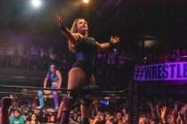 First Wrestling Wrestlepalooza Billie Starks vs Jordynne Grace 01066