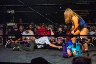 First Wrestling Wrestlepalooza Billie Starks vs Jordynne Grace 01111