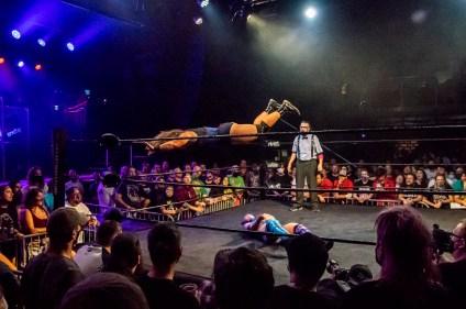 First Wrestling Wrestlepalooza Billie Starks vs Jordynne Grace 01143