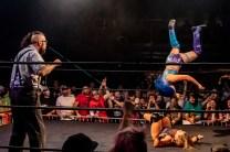 First Wrestling Wrestlepalooza Billie Starks vs Jordynne Grace 01150