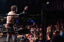 First Wrestling Wrestlepalooza Darin Corbin vs Danhaussen 00950
