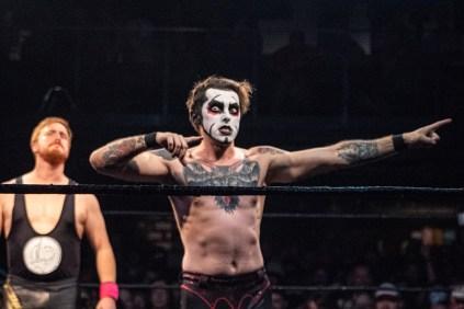 First Wrestling Wrestlepalooza Darin Corbin vs Danhaussen 00963