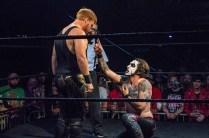 First Wrestling Wrestlepalooza Darin Corbin vs Danhaussen 00987