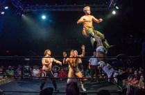 First Wrestling Wrestlepalooza Iron Rebel Renny D vs Brandon Gore vs Scott Story vs Rylie Jackson vs Deputy Rob Justice vs Atomic Super Thunderfrog 01268