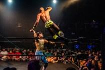 First Wrestling Wrestlepalooza Starboy Charlie vs Devon Monroe vs Dante Martin 00794