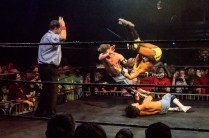 First Wrestling Wrestlepalooza Starboy Charlie vs Devon Monroe vs Dante Martin 00840