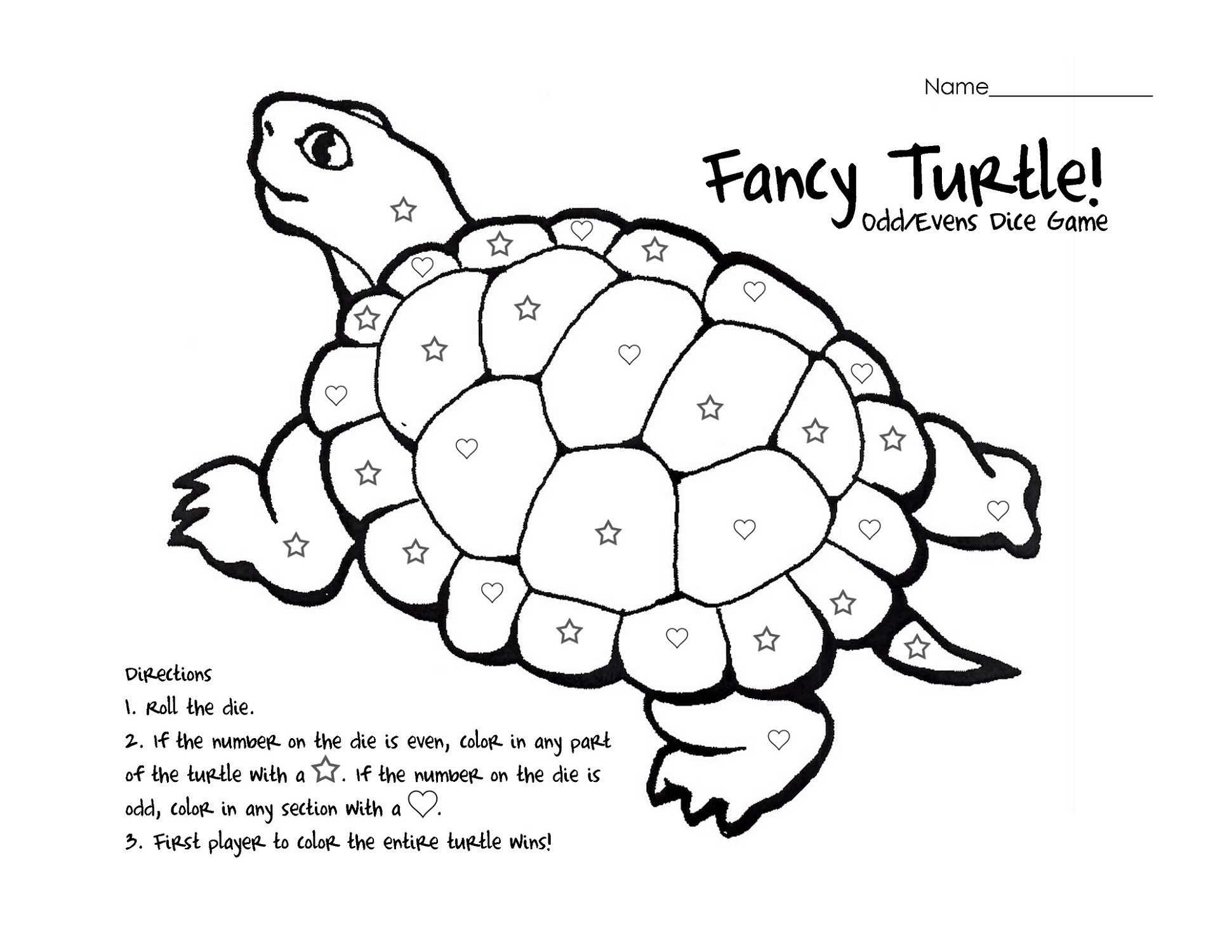 Easy Odd And Even Numbers Worksheets