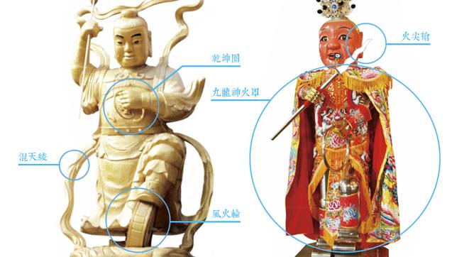 三太子法器 - 臺灣南投廣靈民俗技藝資訊網