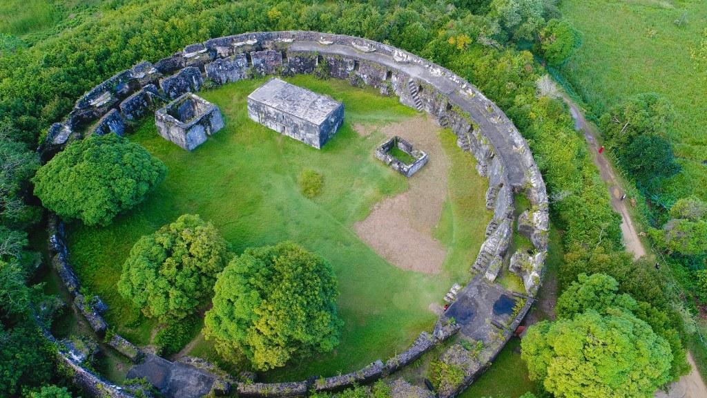 Fort Manda, Tamatave bölgesi tarihi eserler, Madagaskar