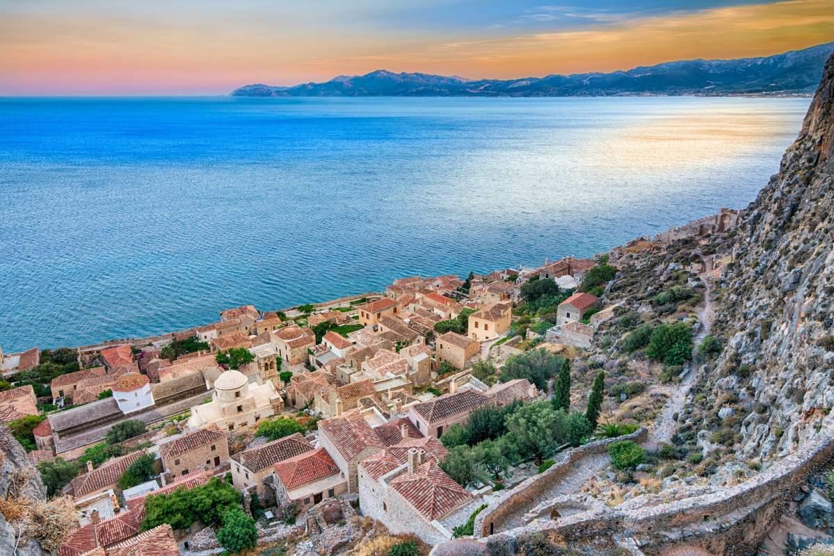 Monemvisa-Yunanistan