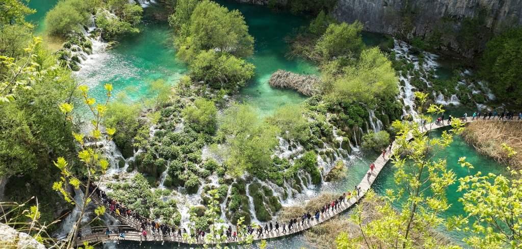plitvice hırvatistan