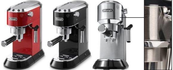 مميزات ومواصفات ماكينة ديلونجي ديديكا ec680 وec685 وعيوبها واسعارها