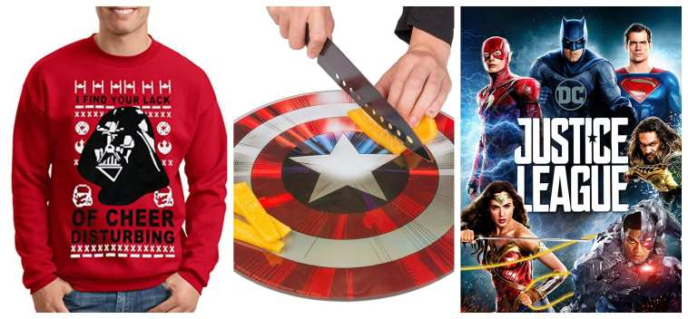 Gifts for Comic Fans